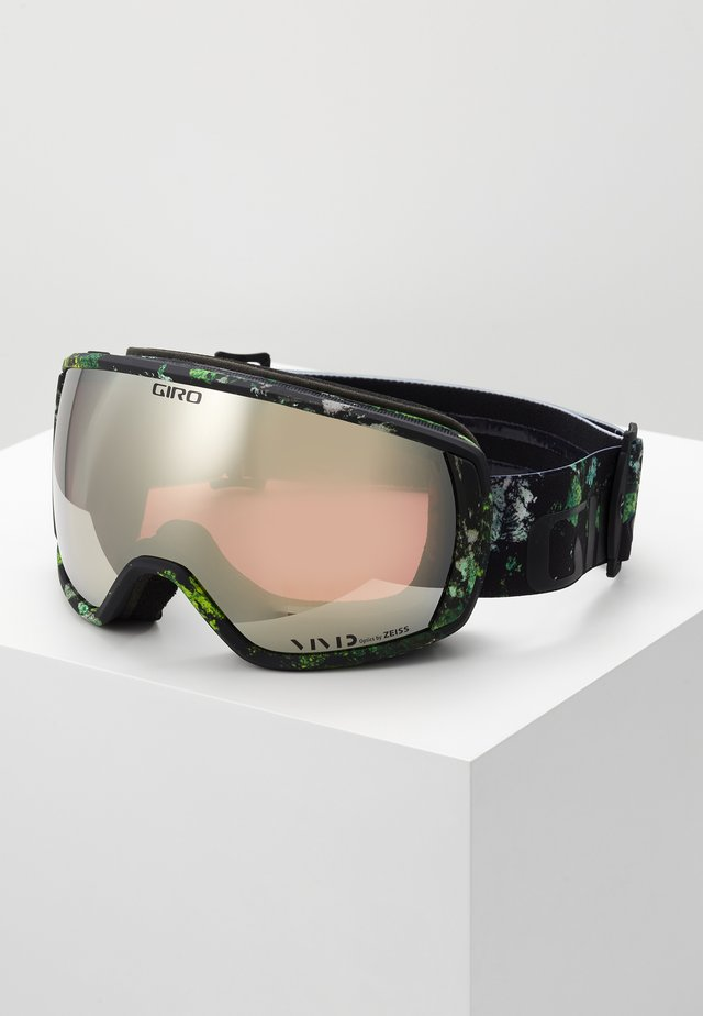 BALANCE - Ski goggles - moss/vivid onyx