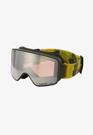 METHOD - Masque de ski - dark green/anthracite