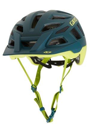 RADIX MIPS - Helm - matte true spruce/citron