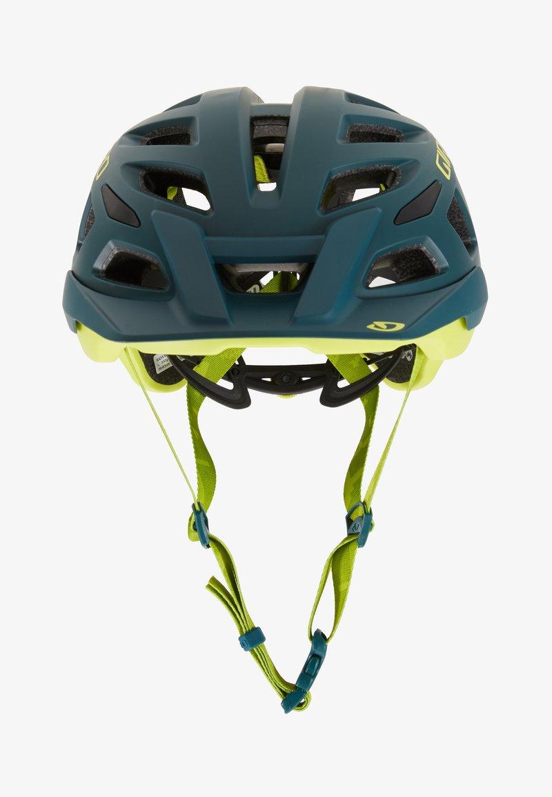 Giro - RADIX MIPS - Helm - matte true spruce/citron