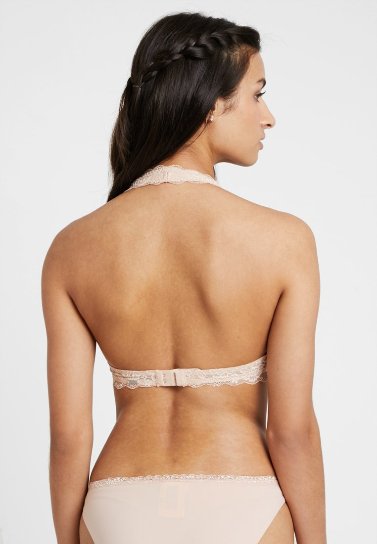 Gilly Triangle Nude gorge HalterSoutien Hicks CWQreBodx