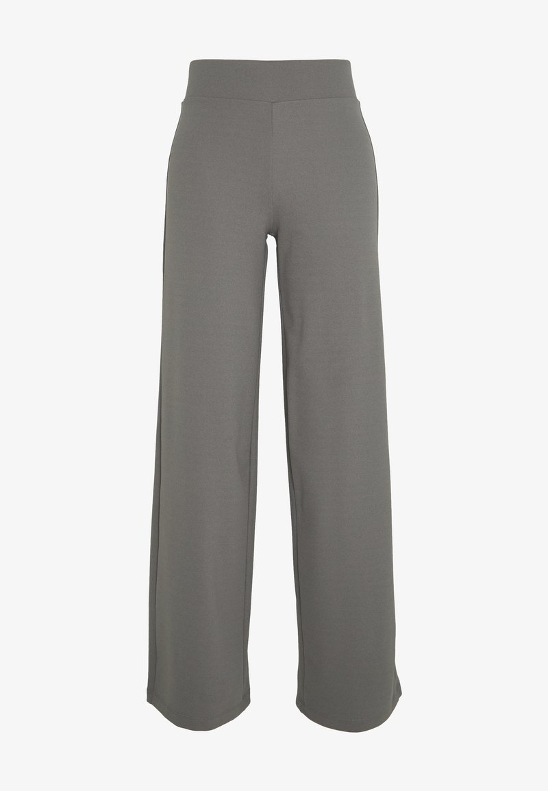 Gina Tricot - JENNER TROUSERS - Pantalones - castor grey