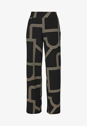 JENNER TROUSERS - Stoffhose - black