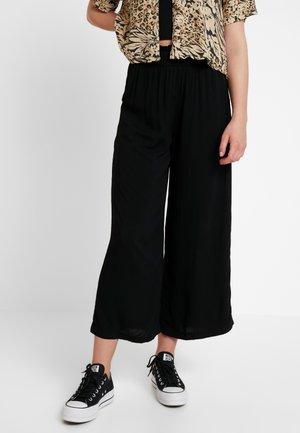 DISA - Pantalon classique - black