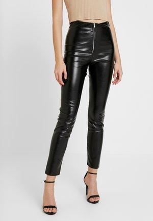 MIRANDA TROUSER - Leggings - black