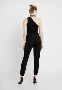 Gina Tricot - INES TROUSERS - Trousers - black - 3