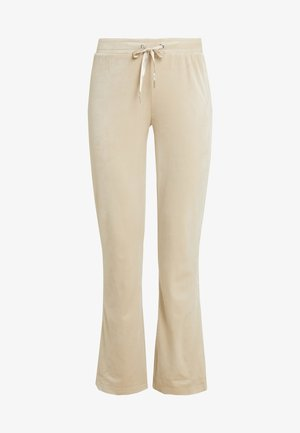 CECILIA TROUSERS - Trainingsbroek - caramel beige