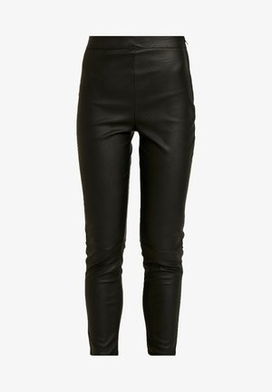 EXCLUSIVE MARY TROUSERS - Bukse - black