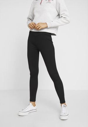 MIA - Leggings - Trousers - black