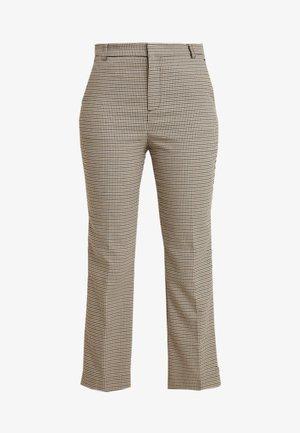 LISA TROUSER - Kalhoty - beige