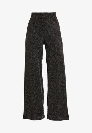 EXCLUSIVE ROXY TROUSERS - Pantalones - black