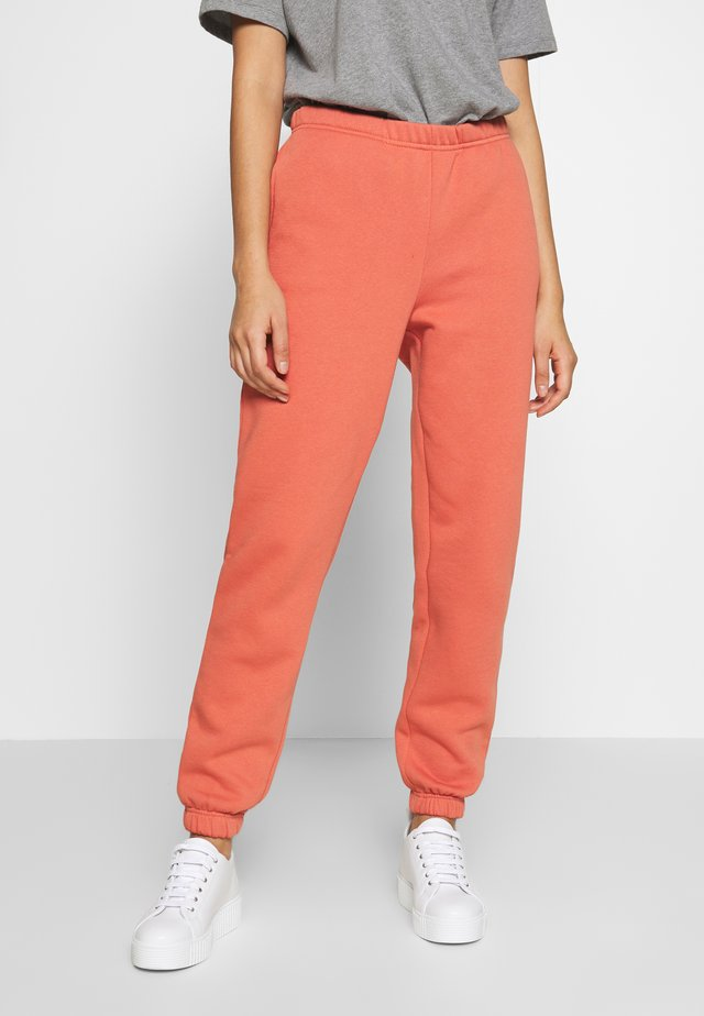 BASIC - Teplákové kalhoty - aragon