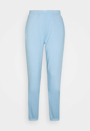 BASIC - Spodnie treningowe - powder blue