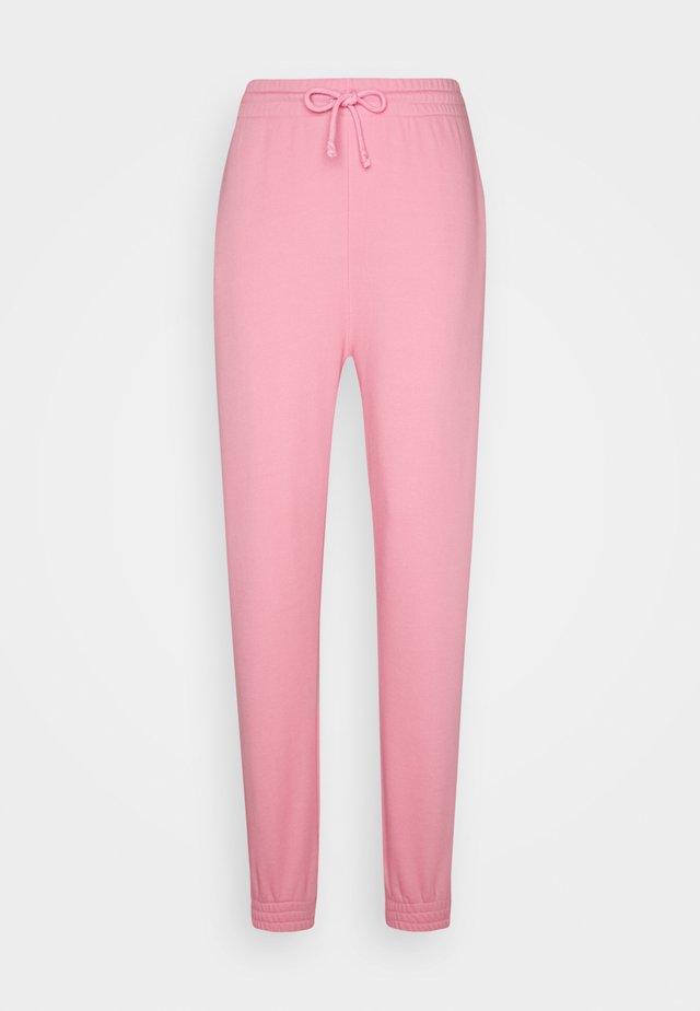 ABIGAIL - Træningsbukser - sea pink