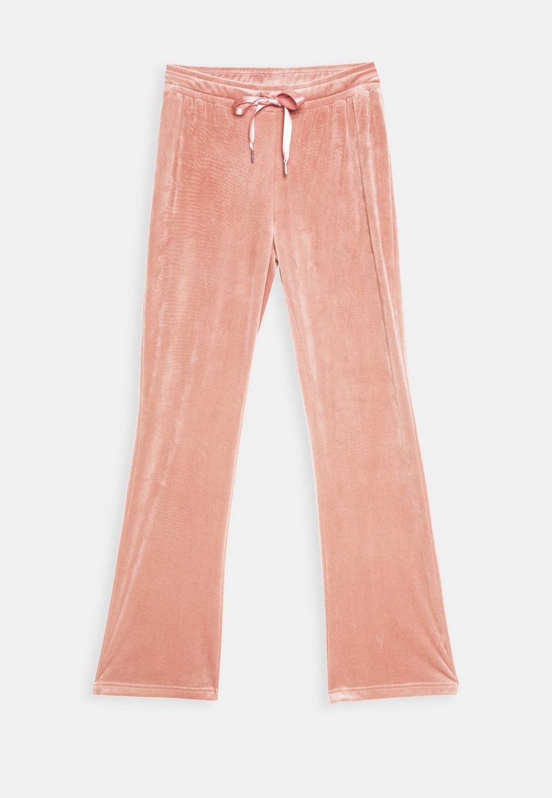 Gina Tricot - CECILIA TROUSERS - Tracksuit bottoms - ash rose