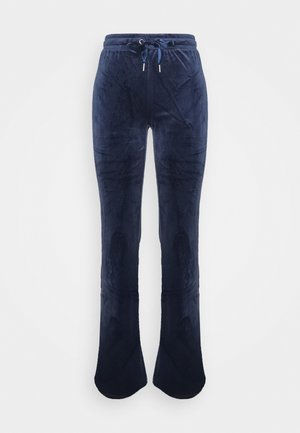 CECILIA TROUSERS - Joggebukse - evening blue
