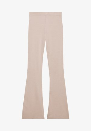 PETRA TROUSERS NORMAL LENGTH - Bukse - simply taupe