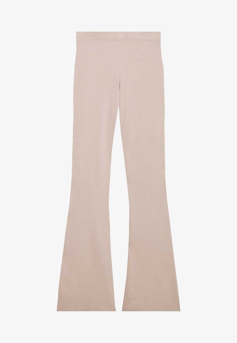 Gina Tricot - PETRA TROUSERS NORMAL LENGTH - Bukse - simply taupe
