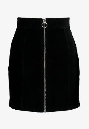 VELMA SKIRT - Spódnica ołówkowa  - black