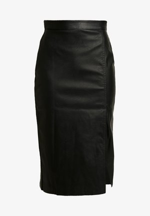 SAMANTHA SKIRT - Pennkjol - black