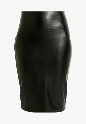 ANDREA SKIRT - Gonna a tubino - black