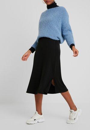 AGNES SKIRT - A-snit nederdel/ A-formede nederdele - black