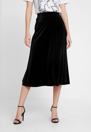 AMBER SKIRT - A-line skirt - black