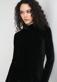Gina Tricot - MOA DRESS - Day dress - black - 3