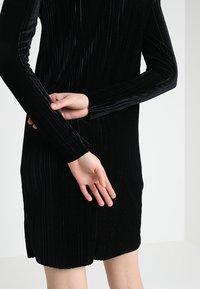 Gina Tricot - MOA DRESS - Day dress - black - 5