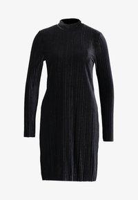 Gina Tricot - MOA DRESS - Day dress - black - 4