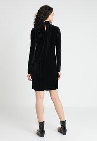 Gina Tricot - MOA DRESS - Day dress - black - 2