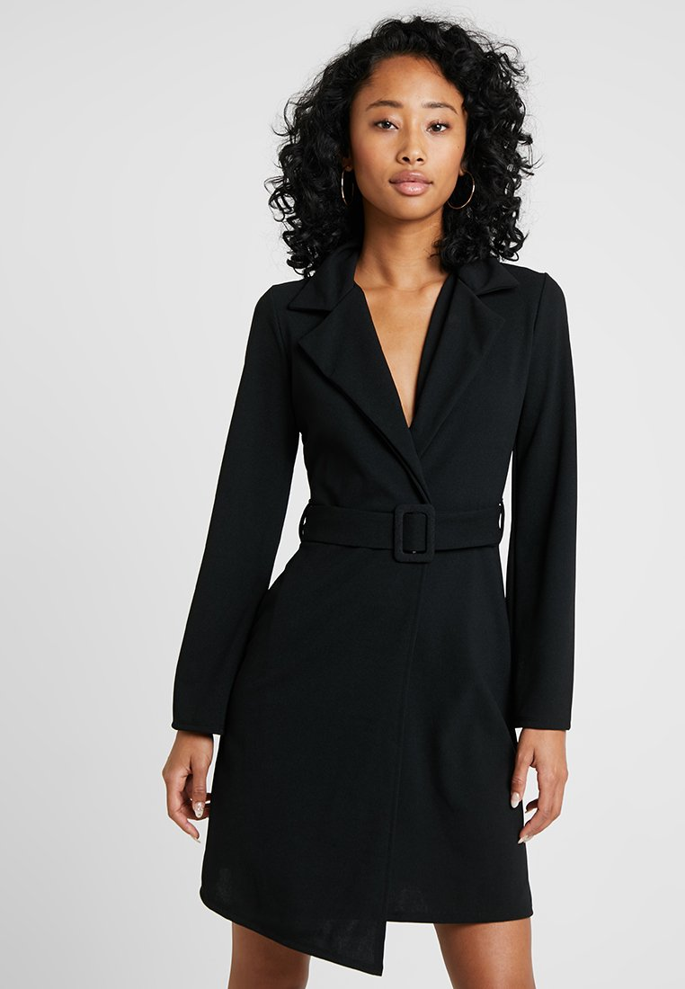 Gina Tricot - FLORA BLAZER DRESS - Tubino - black
