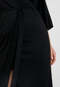 Gina Tricot - Robe d'été - black - 5