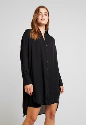 MOLLY - Košilové šaty - black