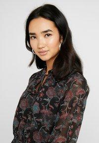Gina Tricot - SUSANNA DRESS - Sukienka letnia - black - 4