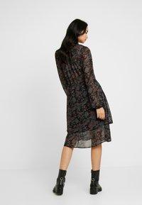 Gina Tricot - SUSANNA DRESS - Sukienka letnia - black - 3