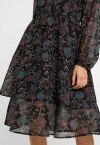 Gina Tricot - SUSANNA DRESS - Sukienka letnia - black - 6