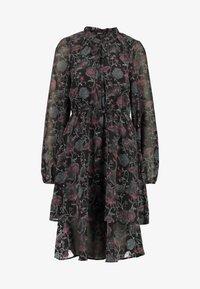 Gina Tricot - SUSANNA DRESS - Sukienka letnia - black - 5