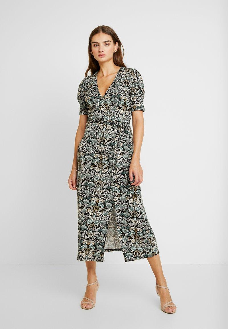 Gina Tricot - IDA WRAP DRESS - Robe d'été - nouveau