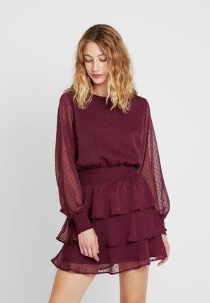 ALLIE DRESS - Vestito estivo - winetasting
