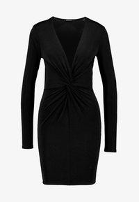 Gina Tricot - AMBI DRESS - Robe fourreau - black - 5