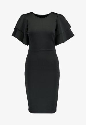 KHLOE DRESS - Kotelomekko - black