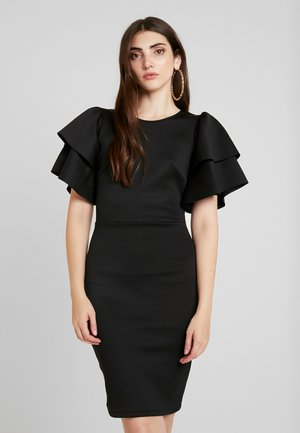 KHLOE DRESS - Robe fourreau - black
