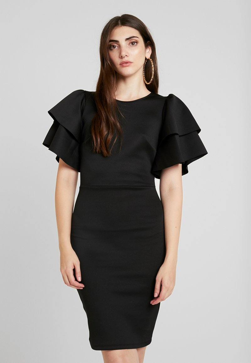 Gina Tricot - KHLOE DRESS - Robe fourreau - black