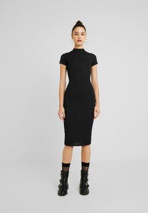 HEIDI DRESS - Etuikjole - black
