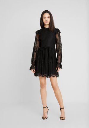 BETTY DRESS - Sukienka koktajlowa - black