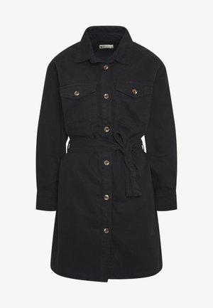 SILJE DRESS - Vestito di jeans - black denim