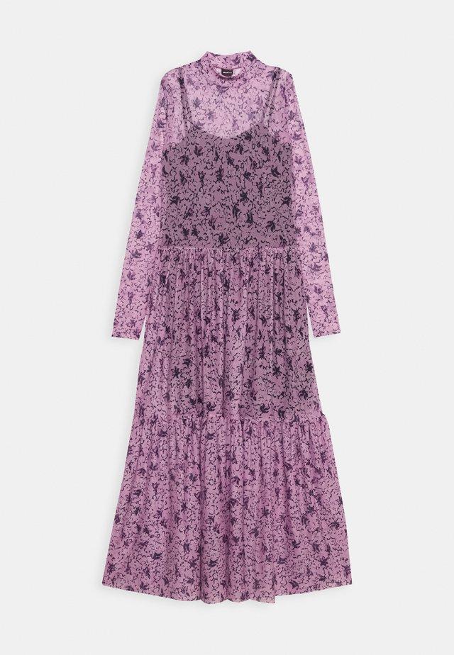 MYS DRESS - Maxi-jurk - pink