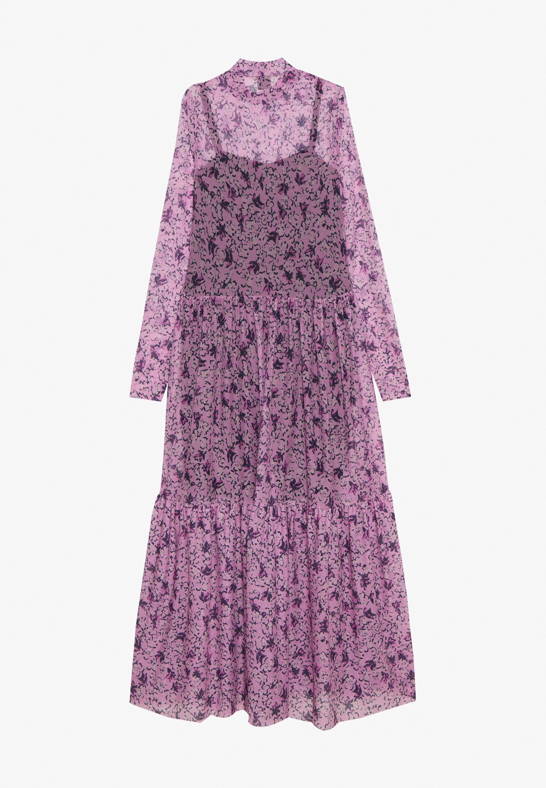 Gina Tricot Mys Dress - Maxiklänning Pink