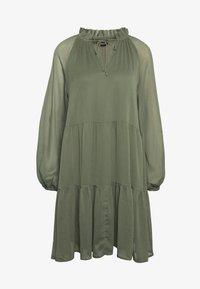 Gina Tricot - ALFINA DRESS - Denní šaty - beetle - 3